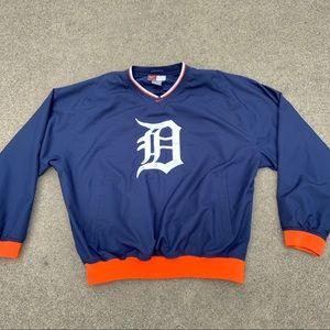 Men's Nike Detroit Tigers Pullover Size L